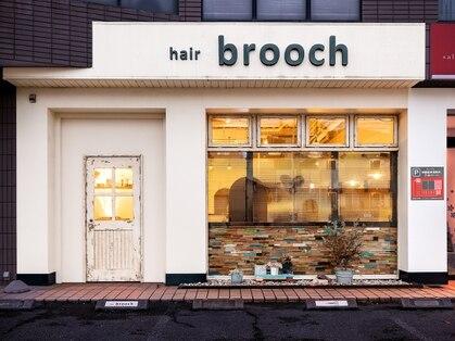 ブローチ(brooch)の写真