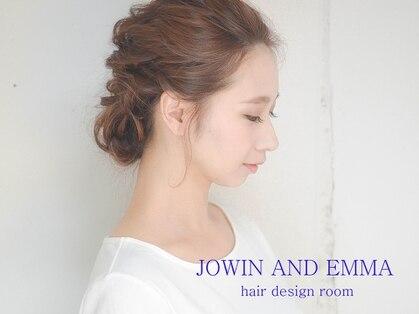 ジョウインアンドエマ(JOWIN AND EMMA)の写真