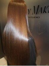 ビューティメイク ヘアスタジオ(Beauty Make Hair Studio)お客様Snap、ティアラカラートリートメント
