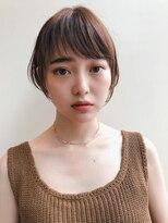 ガーデントウキョウ(GARDEN Tokyo)【GARDEN西川】大人可愛い・小顔耳かけワンサイドショートボブ