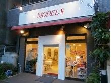 モデルズ(MODELS)の雰囲気(サロンの外観です。)