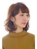 ヘアーサロン セル(Hair Salon CELL)【重軽ナチュラルボブ】