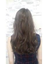ポッシュ 原宿店(HAIR&MAKE POSH)アッシュブラウンカラー