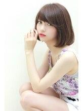 アンベリー(embellie)【人気No.1 ボブ embellie】プラチナベージュ