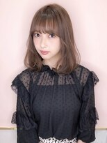 シマ セブン ギンザ(SHIMA SEVEN GINZA)大人sweetロブ