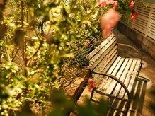 サロン ド グレース(SALON DE GRACE)の雰囲気(外には素敵なベンチが…♪   【北春日部/八木崎】)