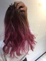 デザインカラー 赤紫