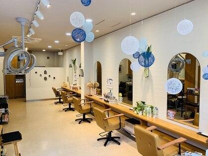 べラミ美容室の写真