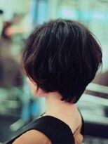 サウンドヘアデザイン(sound hair design)★soundhairdesign★オトナ向けショート
