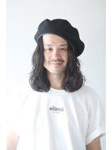 エラマ ヘアメゾン(elama hair maison)鎌田 裕嗣