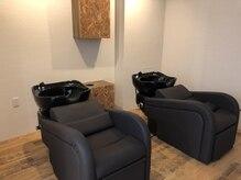チェシル 姫路店(CHESIL)の雰囲気(ゆったりできるシャンプー台でゆったりお過ごし下さい*)