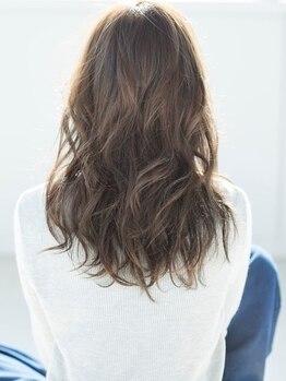 ブロッサム 上尾店(Blossom)の写真/はじめての方限定☆イルミナカラーもお試し価格☆透明感のある柔らかい髪へ♪