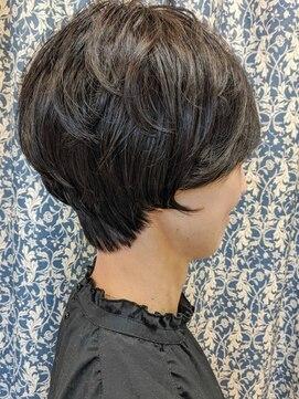 滝川クリステル 髪型