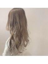 ネオヘアー 曳舟店(NEO Hair)ホワイトベージュグラデーション(曳舟)