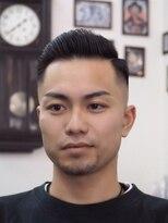 ヘアーサロン ファイン(Hair Salon FINE)sidepart×skinfade