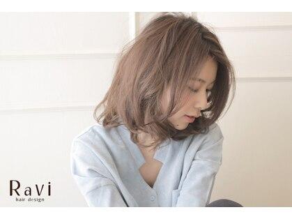 ラヴィ ヘアー デザイン(Ravi hair design)の写真