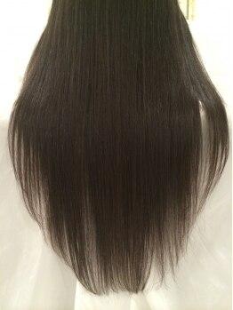ル シエル(Le Ciel)の写真/≪プレミアム矯正≫広がり・クセ・うねり…根本からアプローチ!自然なふんわりストレートで美髪が叶う♪