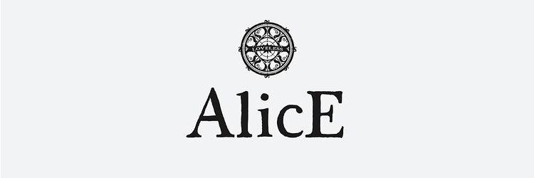アリス(AlicE)のサロンヘッダー