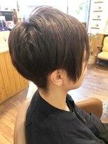 テトラ ヘアー(TETRA hair)2ブロックアシメショートpart2