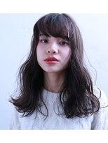 バッテリー ヘアアンドメイク 塚口店(Battery hair&make)ラフミックスウェーブ