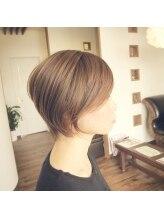 オーガニック ヘアサロン ゴーゴーロク(organic hair salon 556)ナチュラルボブ