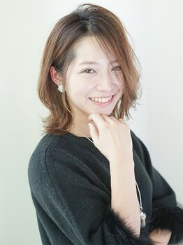 ヘアーリゾートノーブル(Hair Resort Noble)の写真/【骨格診断×似合わせ提案】アナタの顔や骨格に合わせた最適なヘアをご提案!より引き立つ魅力的なお顔に。