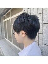 アルマヘアー(Alma hair by murasaki)マッシュショートでオシャレに