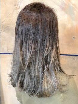 スールエユニック(Seul et unique)の写真/最新カラー革命[R-カラー新導入]上質なツヤも纏い髪のコンディションUP!貴方に合うオリジナルカラーを提案