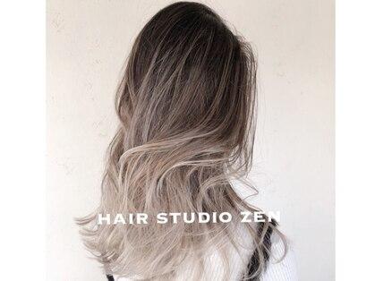 ヘアースタジオ ゼン(hair studio Zen)の写真