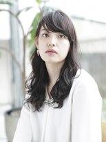 ウル(HOULe)【風ゆれセミディ】×【ホットスチームパーマ】前田賢太★