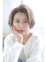 ジーナフクオカ(Zina FUKUOKA)Zina☆小顔ジェンダーレスノーブルショート2