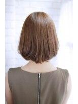 シュシュット(chouchoute)美髪黒髪着物イルミナカラーヘルシーレイヤーデジタルパーマ/048