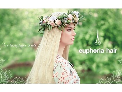 ユーフォリア ヘア(euphoria hair)の写真