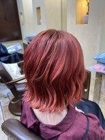 ジェイポイント ヘア クリニカ(J:POINT Hair CLINICA)M3Dヘアカラー