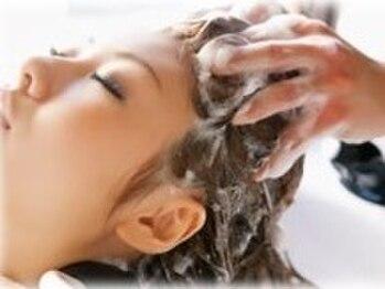 ホワイト テラス(White Terrace)の写真/美しさの象徴である「髪」を健やかに/キレイに導くヘッドスパ。大切な頭皮ケア習慣を【White Terrace】で♪