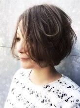 ティースタイル(hair salon t-style)外国人風ショート