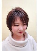 ヘアーサロン ミマ(Hair Salon MIMA)エアリーショートボブ