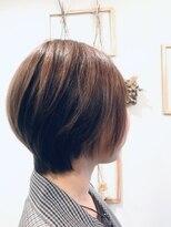 ヘアーディープ(hair deep)ハル☆ショート