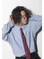 藤田來亜 松田◯作風ウェーブソフトツイスト