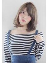 モッズ ヘア 海浜幕張店(mod's hair)フレンチミディ【BLONDIE 2012-13 A/W】
