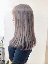 ルージュ(Rouge)【カラーリスト 山口槙也】スタイルも良く見えるAラインヘア