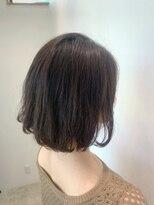 ガーデン ヘアーアンドボタニカル(Garden hair&botanical)シフォンボブ