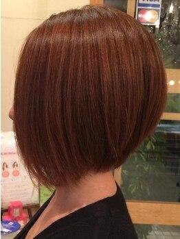 エフォート ヘアー(effort hair)の写真/お客様一人ひとりの髪質/毛量/雰囲気に合わせて、貴方のなりたいstyleを叶えます☆お手入れも楽チン♪