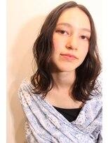 メル アミ(mer ami)ルーズパーマ☆ショコラベージュ