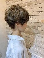 ヘアドレス レイ(Hair dress Lei)BOB × perm