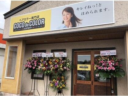 COCO de COLOR 小千谷店【ココデカラー】