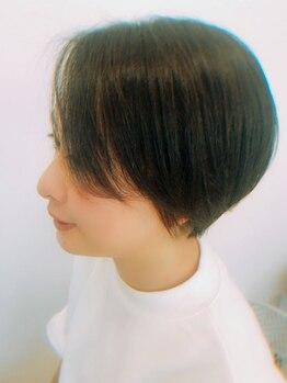 ヘアーウェィヴ(hair WAVE)の写真/【平安通◆徒歩2分】似合わせカットならお任せ◎カット+炭酸SPA+キューティクルクローズTr¥5200→¥3800