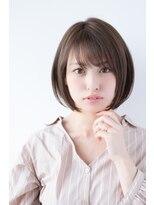 【東 純平】10代から40代に人気の小顔ナチュラルボブ
