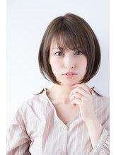 ヘアサロン ガリカ 表参道(hair salon Gallica)10代から40代に人気の小顔ナチュラルボブ