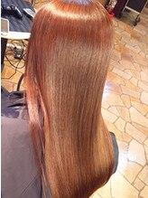 美容室 髪物語